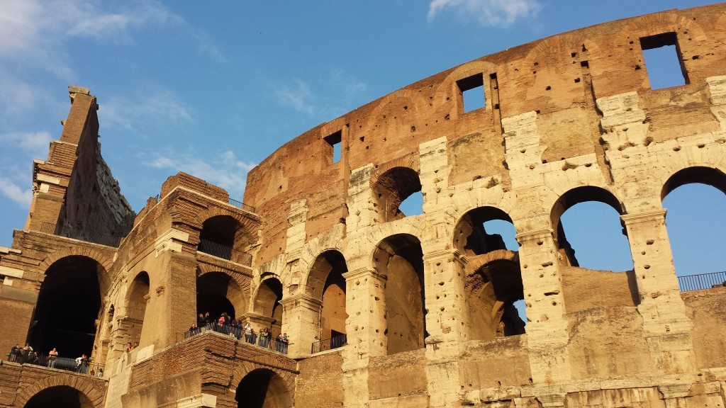 Rome!! 10.29 – 11.1, 2014