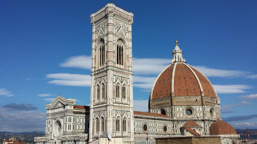 Firenze, 10.25.14 – 10.29.14 & Luci's Visit!