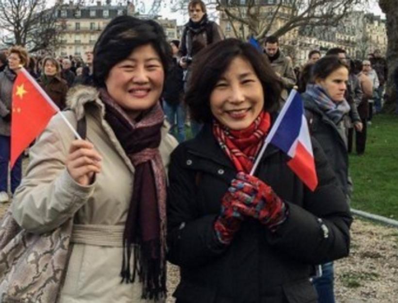 Paris, Jan. 11, 2015