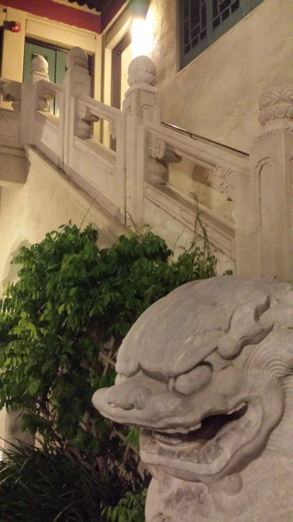 Pacific Asian Museum - local Pasadena treasure - recommended for sure!