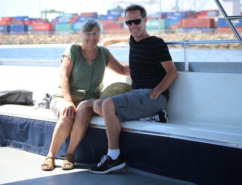 Let's Take a Harbor Cruise Tour!