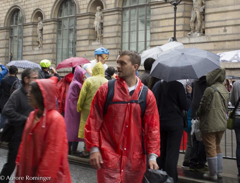 2015, Paris, Tour de France 26 juillet, 1st arrondissement, Palais Royal, Musée du Louvre