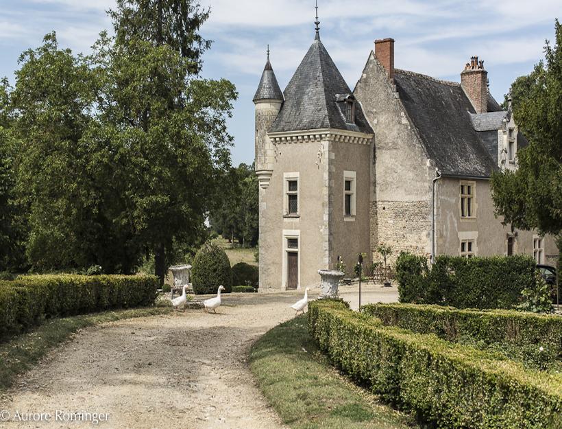 Exquisite Weekend at the Manoir de la Rémonière