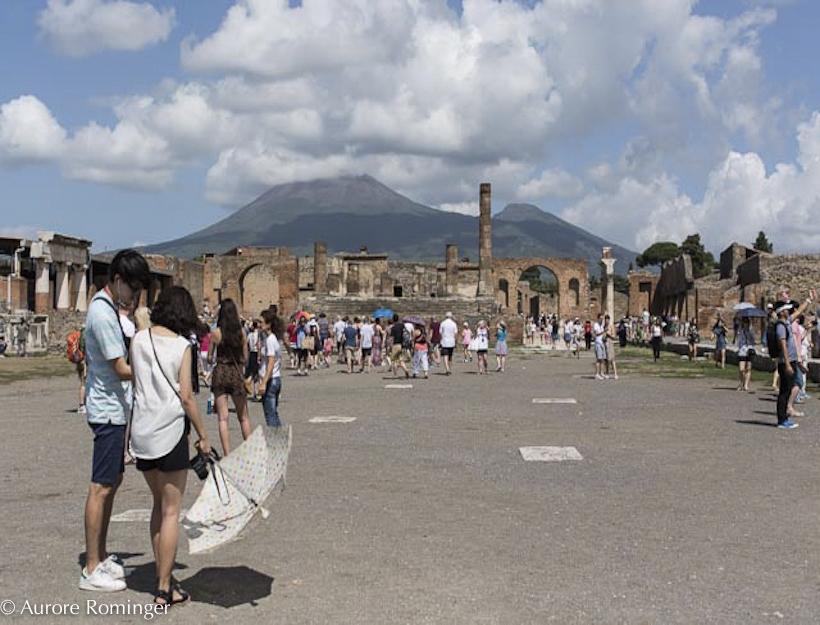 2015, Italie, Pompei
