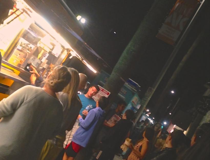 First Friday, 8.7.15, Venice Beach, CA