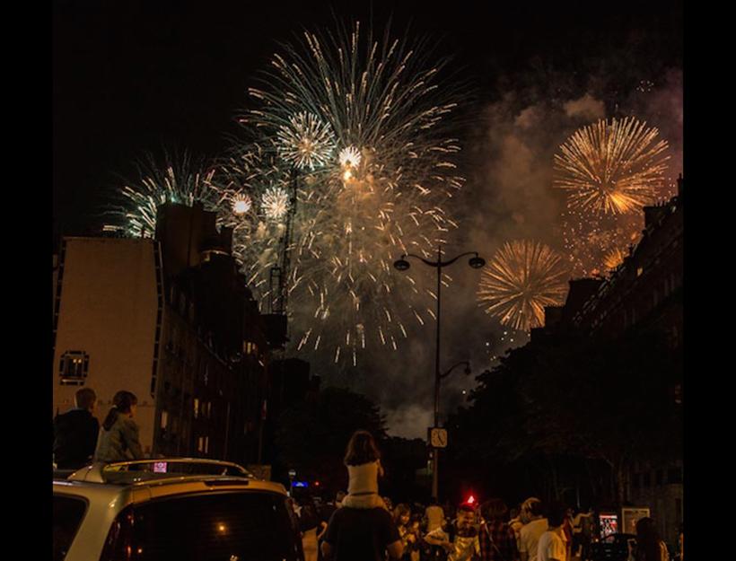 2015 Fête National de la France 14 juillet