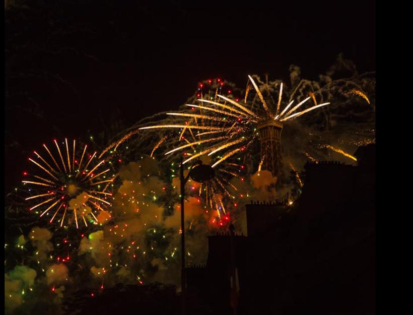 2015 Fête National de la France 14 juillet 16 èmè arrondissement et Tour Eiffel 7émé arrondissement