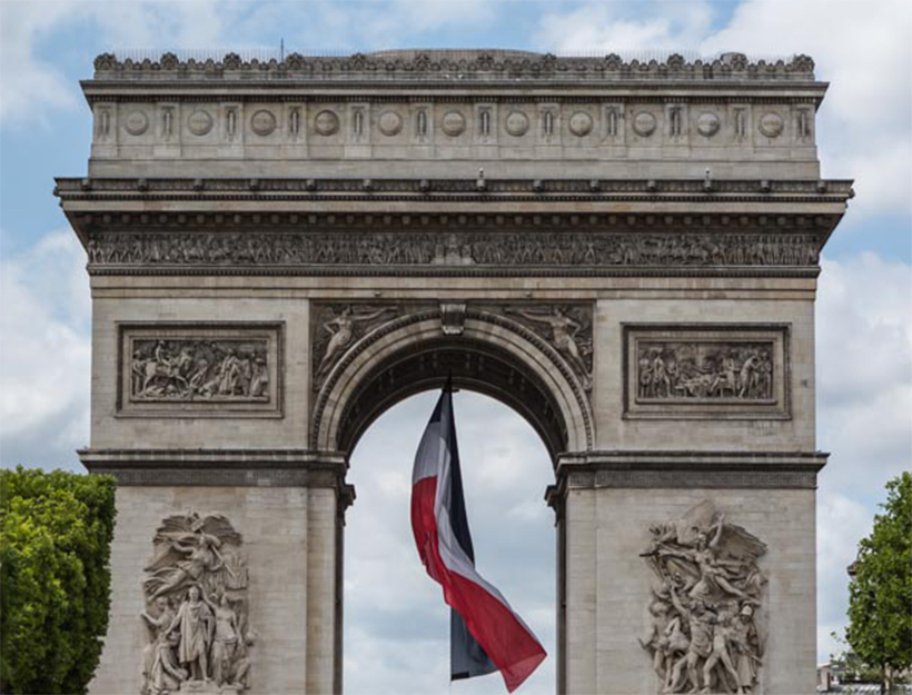 Bastille Day, Paris, France, 2015!