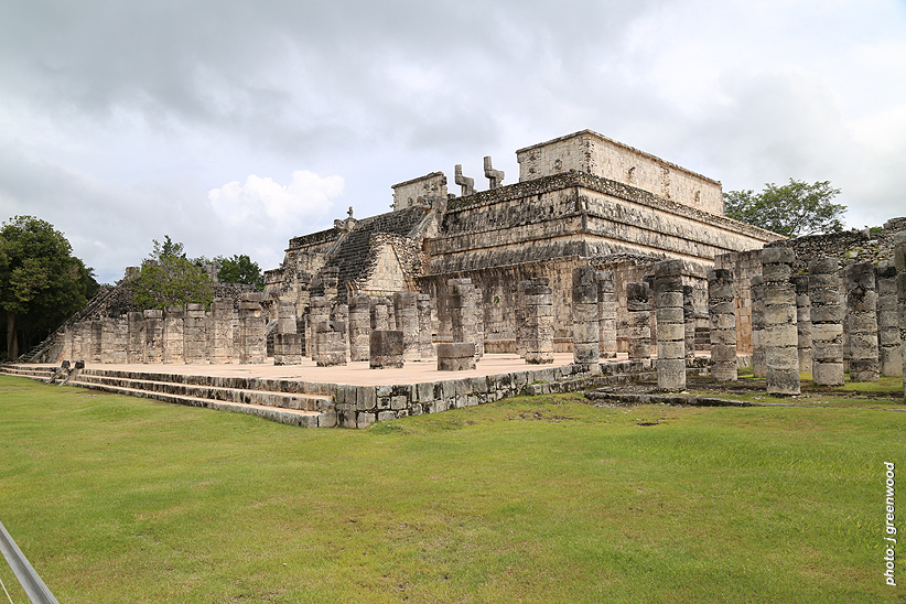 Temple of a Thousand Warriors