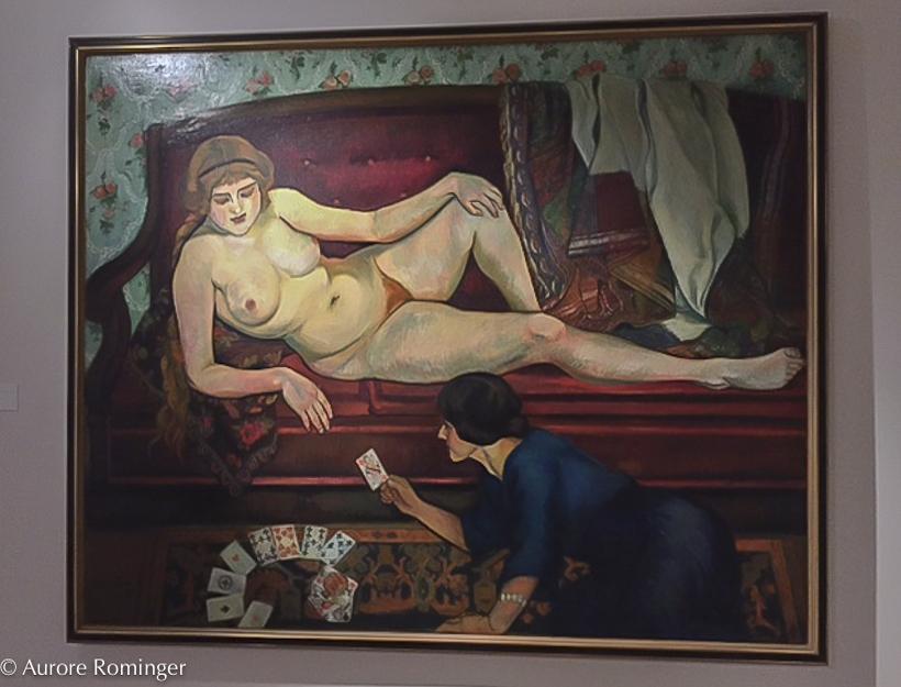 2015 Paris, Monmartre, automne, Museum of Monmartre