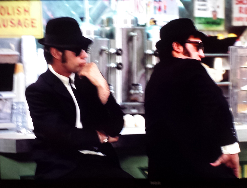 What to Watch? Entertainment by The Blues Brothers!!