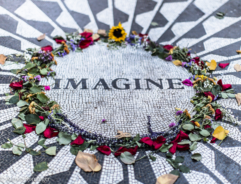 Imagine All the People living in a world of Peace - BE a dreamer :)