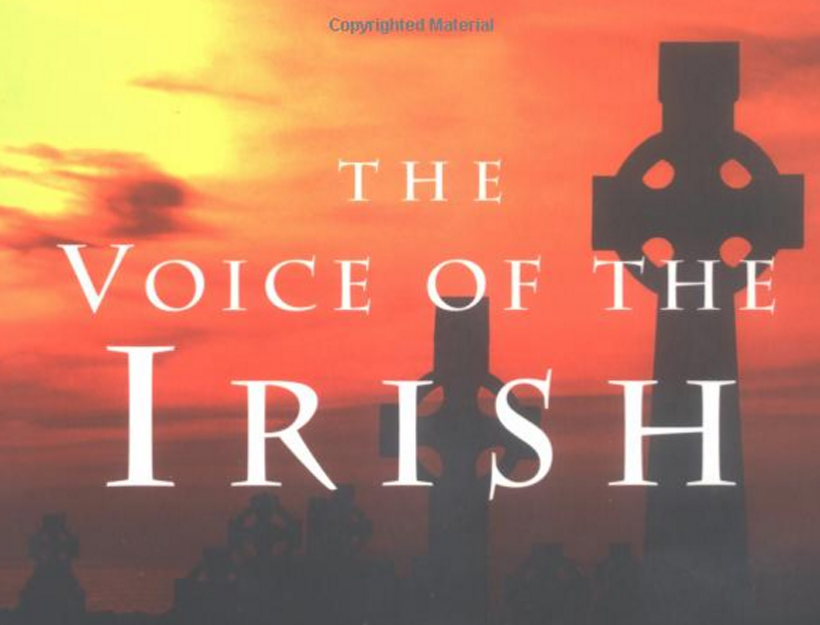 Book Review: The Voice of the Irish by Michael Staunton