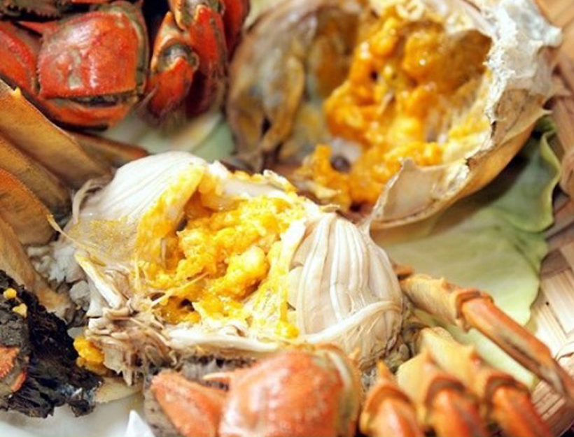Hong Kong Update: Foodies Rejoice, It's Hairy Crab Season!