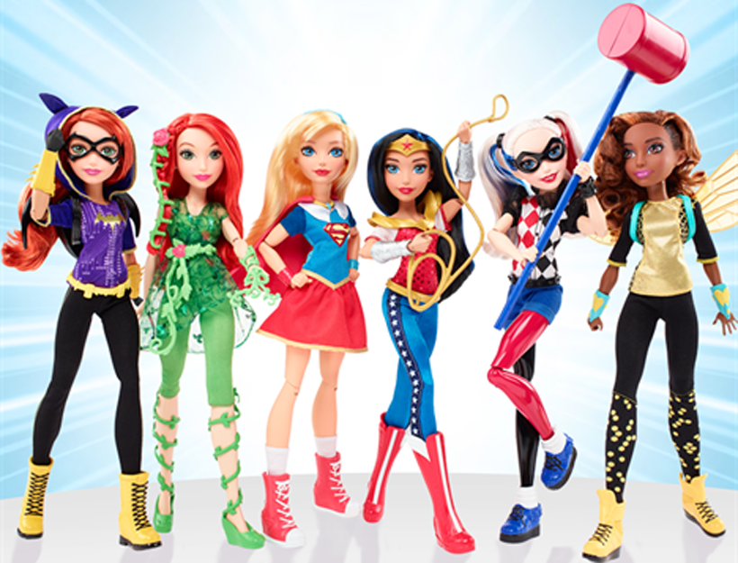 DC Superhero Girls – Get Your Cape On!