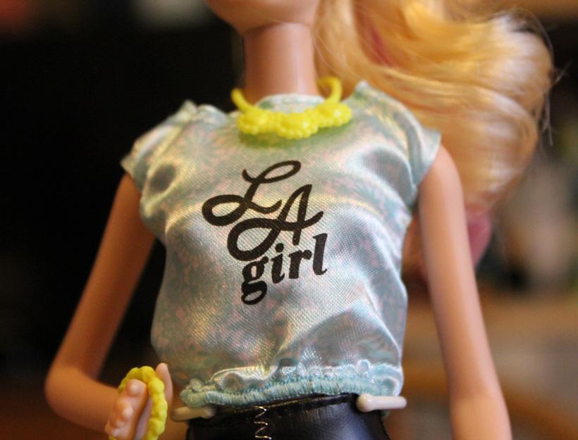 LA Girl - free spirit