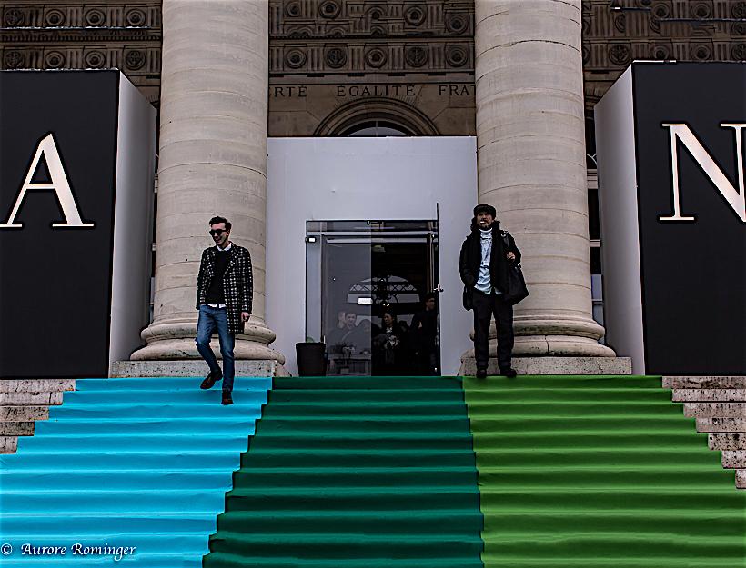 PARIS FASHION WEEK, TRANOÏ, SECOND VISIT