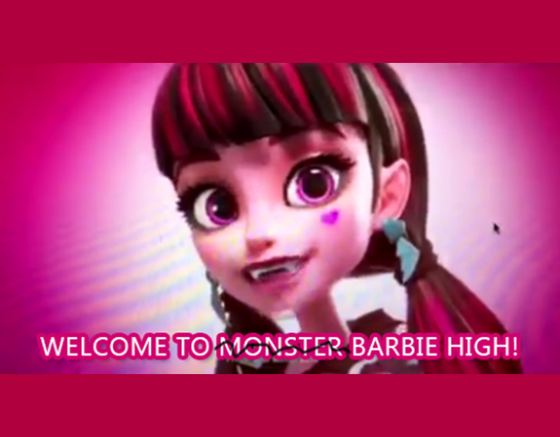 Monster High New Animation Style