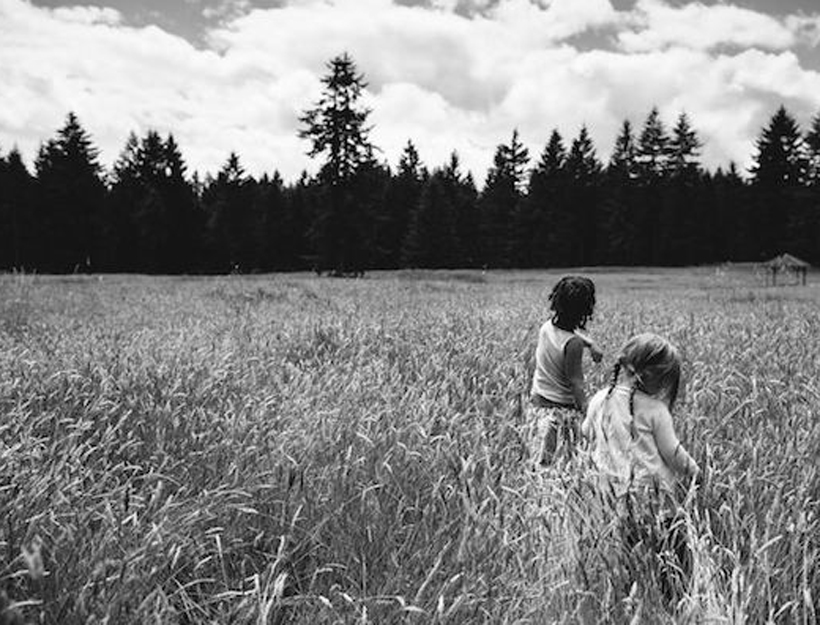 A Little Child Will Lead You – A Poem by Julie Clark