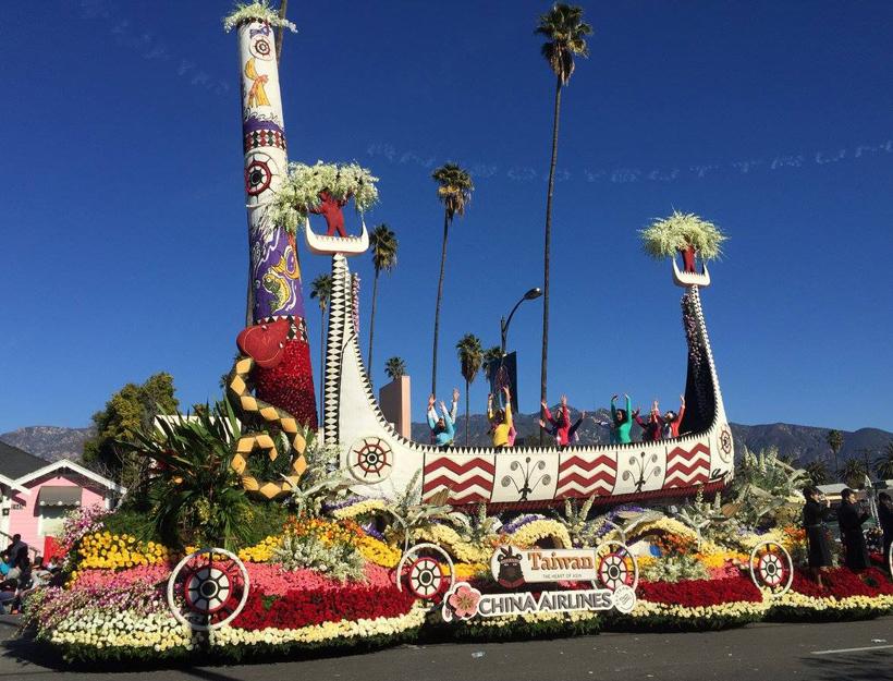Happy New Year from Pasadena, CA!