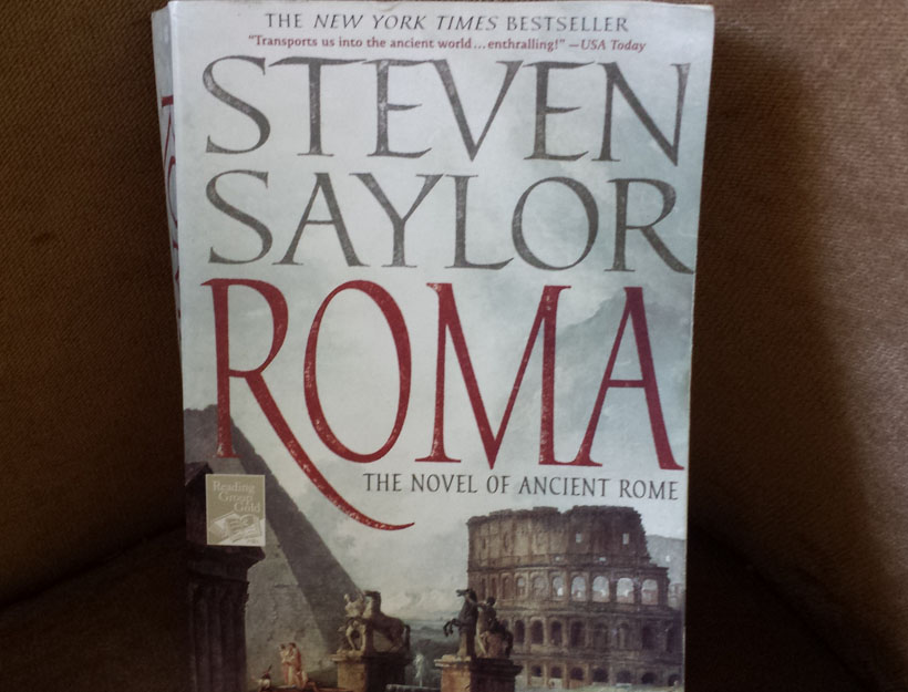 Book Review: Roma by Steven Saylor