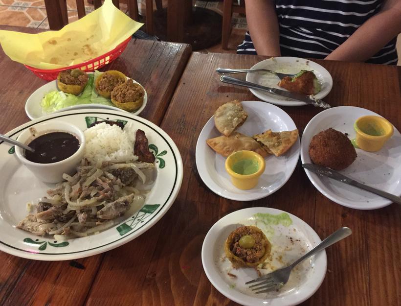 La Taverna, Cuban Cuisine in L.A.!
