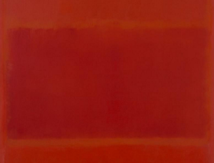 Mark Rothko: From The Art of Our Time, MOCA Exhibit