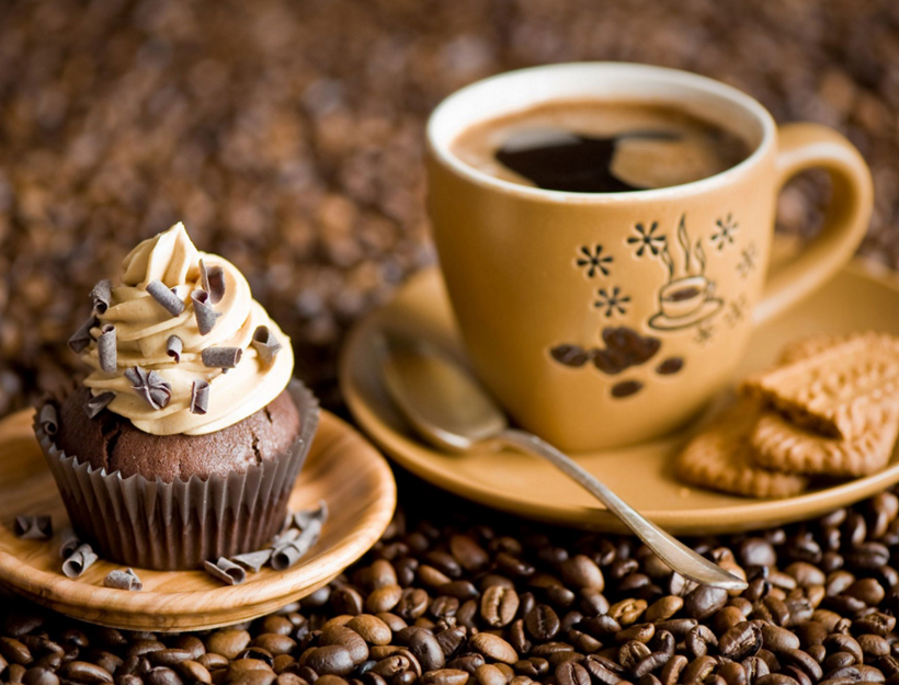 For the Love of Coffee – A Poem by Sylvia Syms