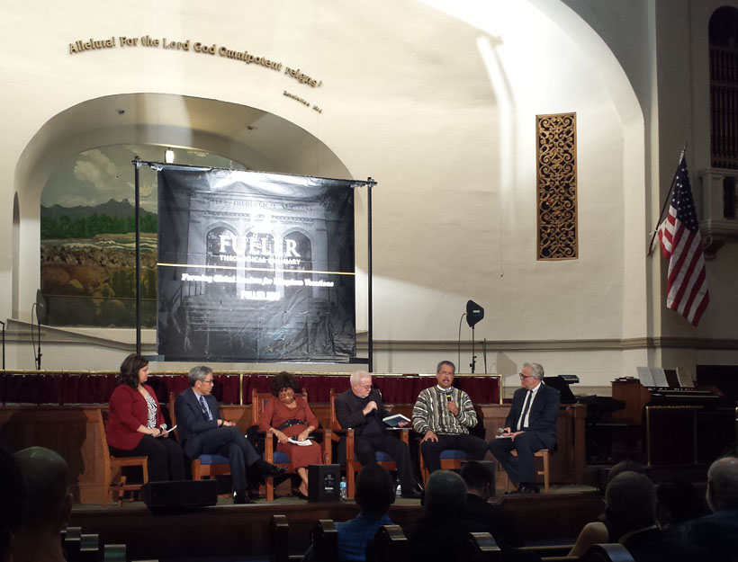 Fuller Seminary Presents: A Conversation on Race, Faith & Justice with Jim Wallace