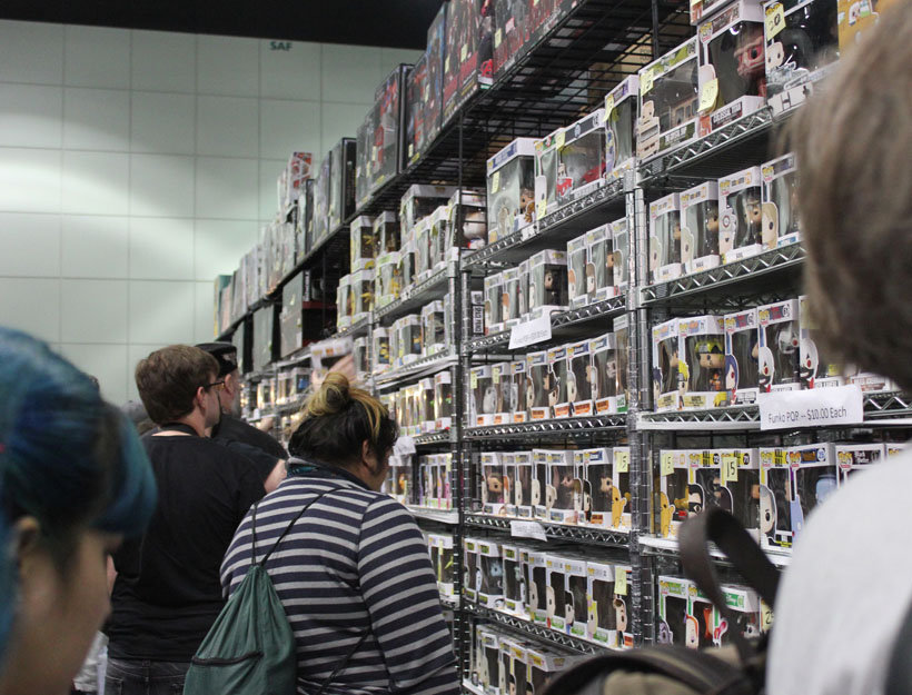WonderCon Los Angeles 2016 Funko