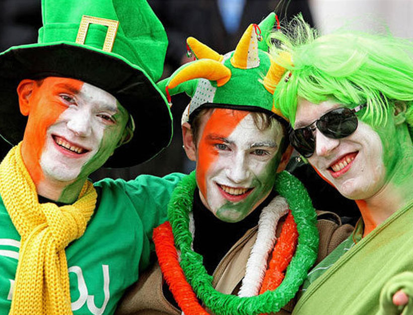 St. Paddy's: Slave Trade to Sing-Alongs