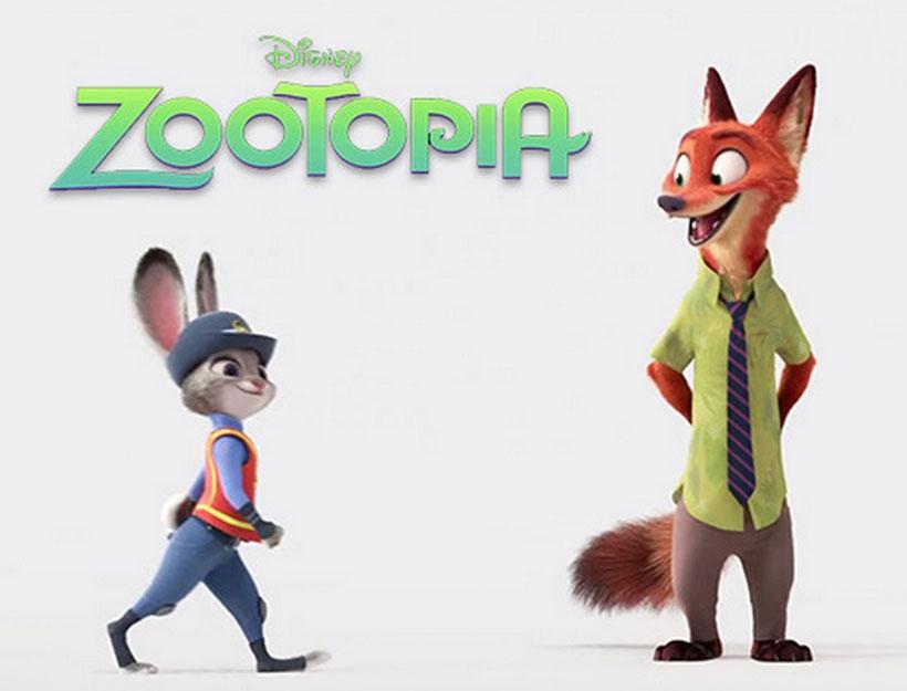 CINEMA REVIEW: ZOOTOPIA