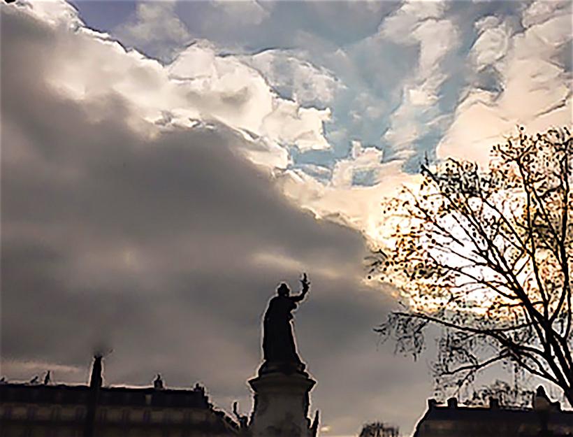 2016 PARIS: TEARS AGAIN, GIVE PEACE A CHANCE