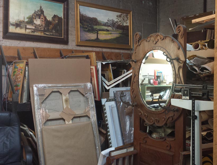 United Picture & Frame Co., Pasadena, CA