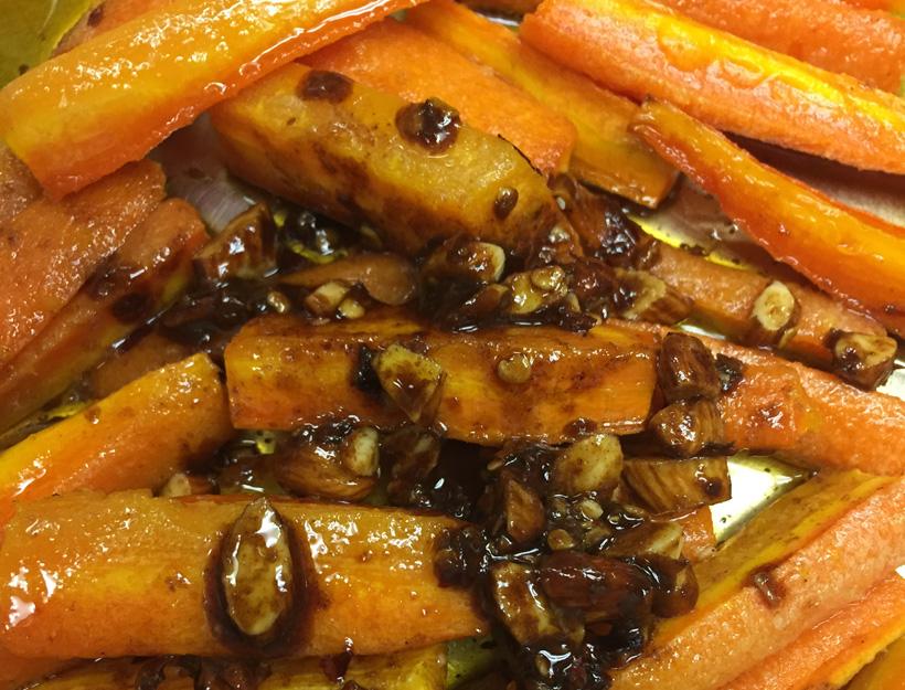 Kortni's Kitchen: Carrots