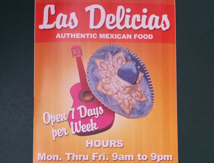 Las Delicias, Los Angeles