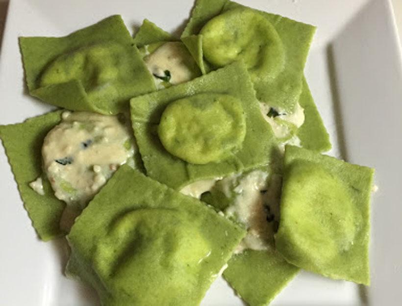 Kortni's Kitchen: Ravioli