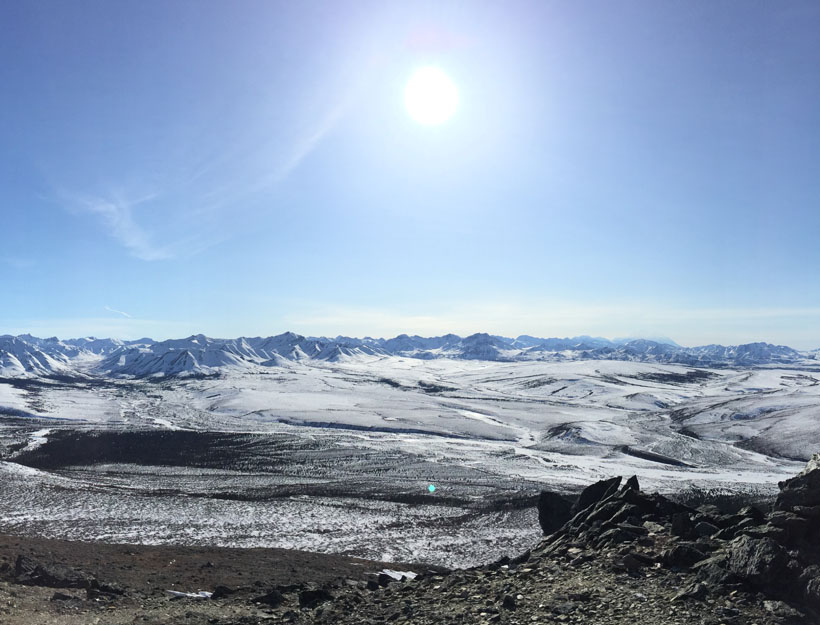Alaskan Frontier!