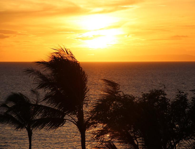 Maui, Beautiful Ka'anapali's North Beach & Surrounding Areas