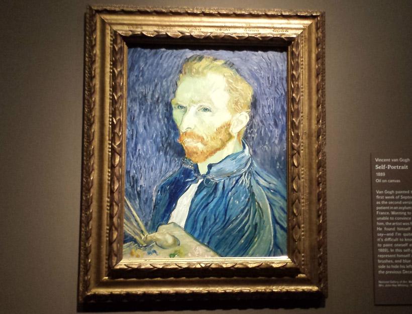 Van Gogh S Bedroom The Art Institute Of Chicago May 2016 Culture Honey