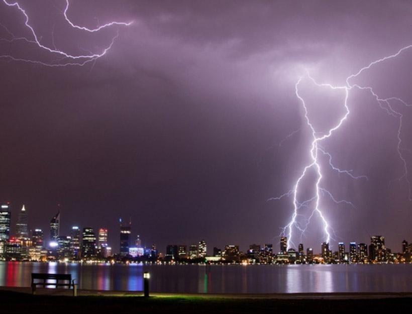 Australia: The Wet Season is Upon Us!
