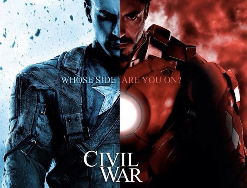 Cinema Review – Captain America: Civil War