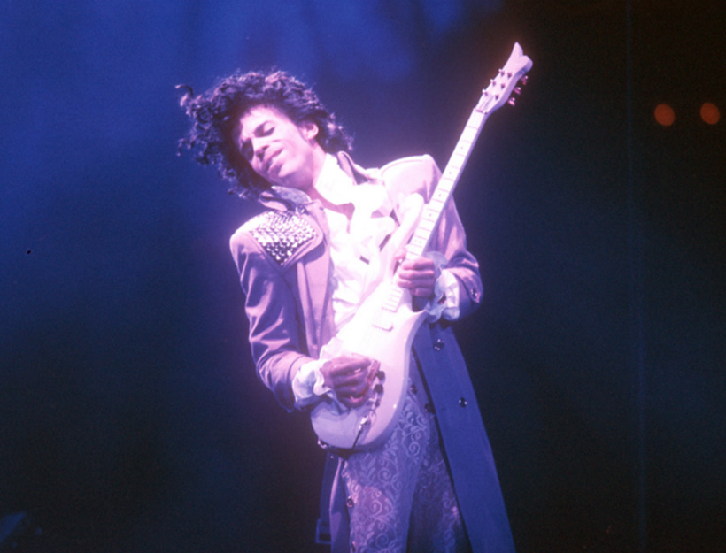 Prince & the Stars We Love: A Tribute by Linda (Peaches) Tavani