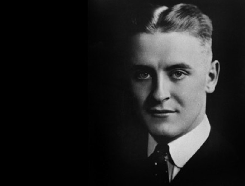 F. Scott Fitzgerald: How to Write the Great American Novel