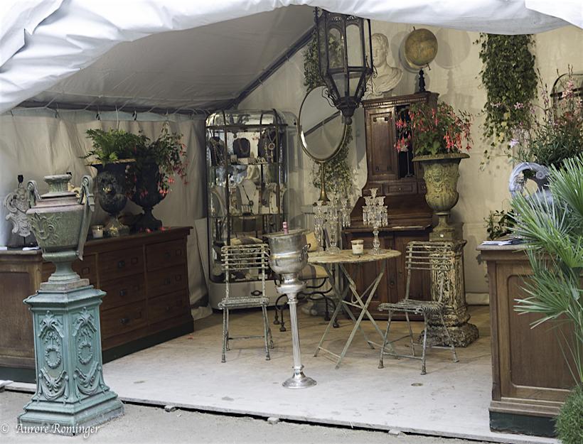 Exposition Jardins, Jardin aux Tuileries