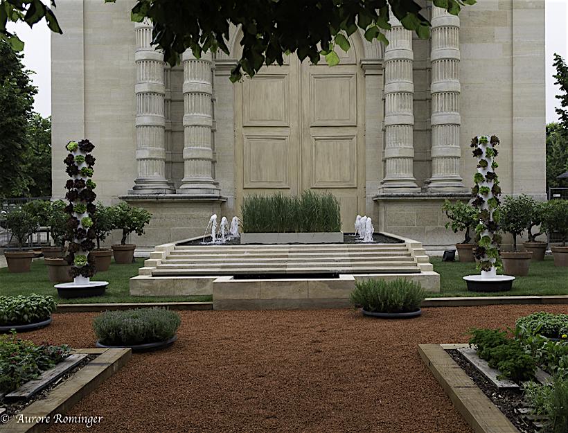 Paris, Jardins Jardin aux Tuileries