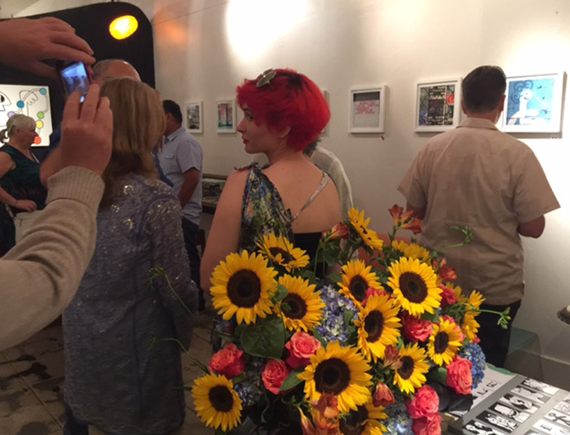 """McGinty's """"I Love LA - Street Project"""" - Opening Reception"""
