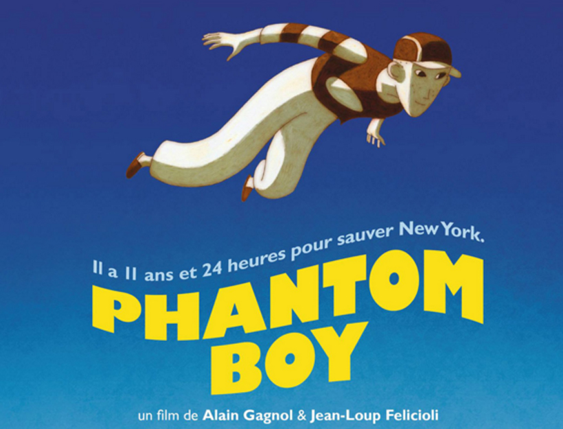 Phantom Boy – A Film Review