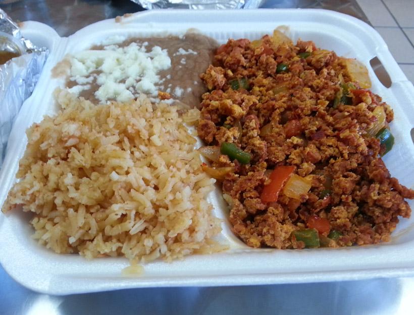 Tacos Poncitlan