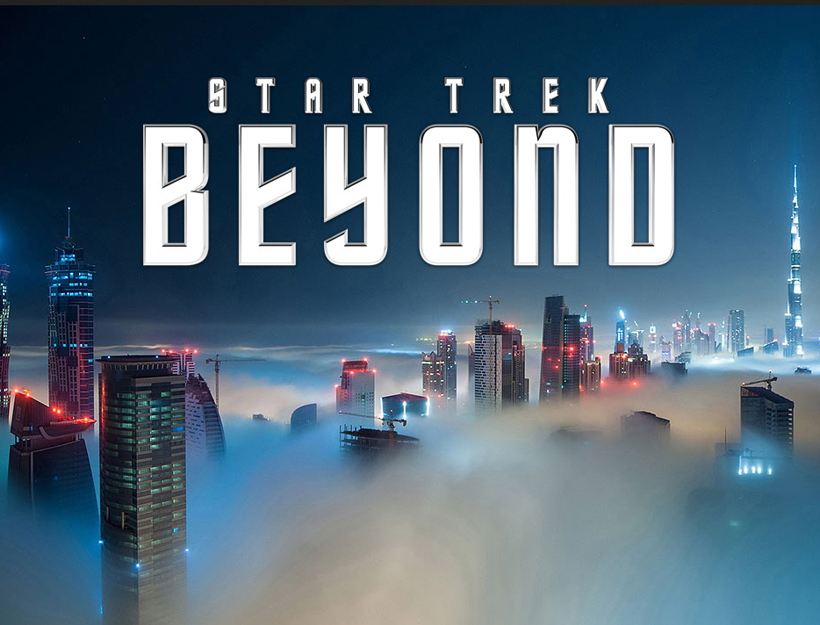 Cinema Review – Star Trek: Beyond